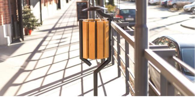 Aba-szer-fémbútor Kft,  közkedvelt utcabútorok