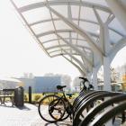 Biztosítson kerékpár tárolót alkalmazottai számára!